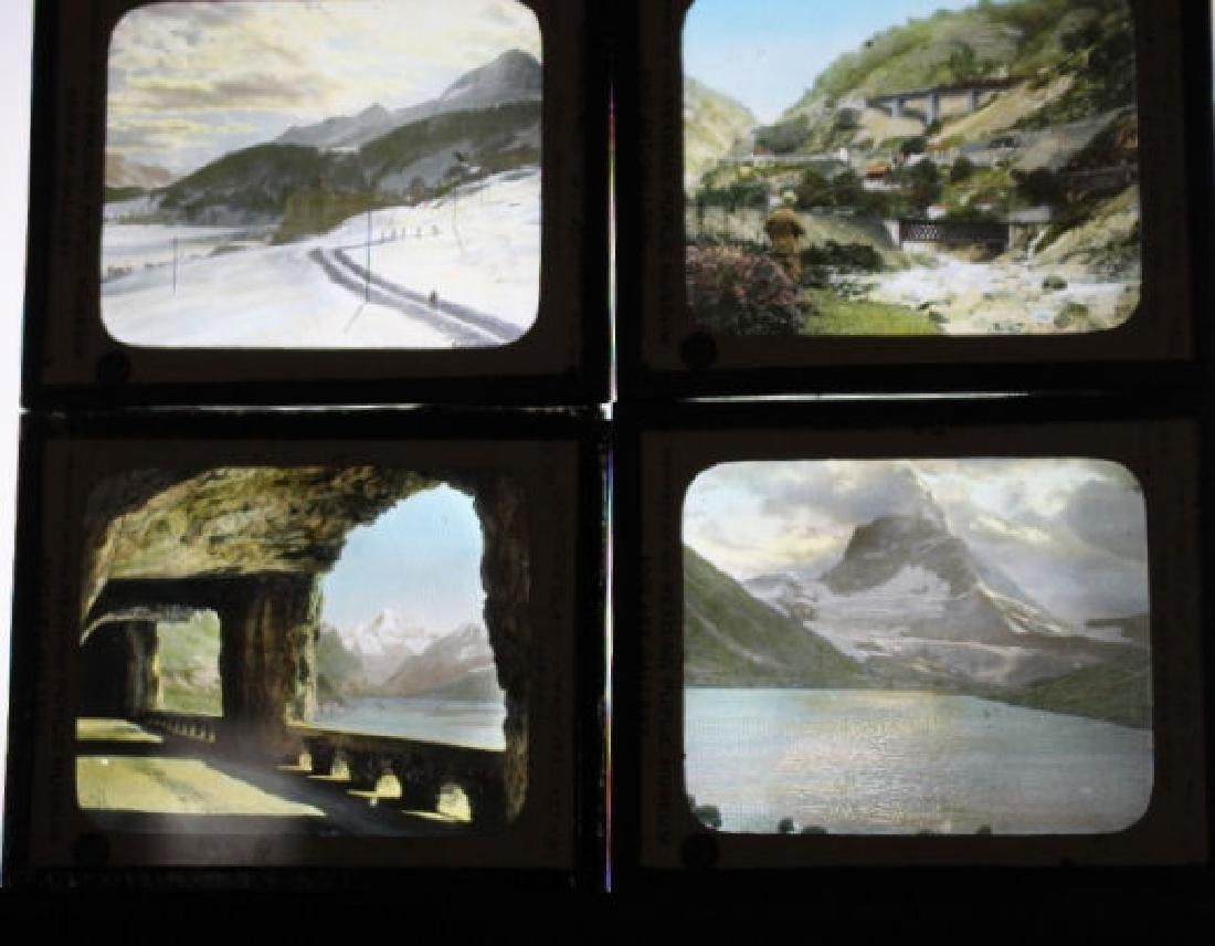 29 Lantern Slides - Switzerland