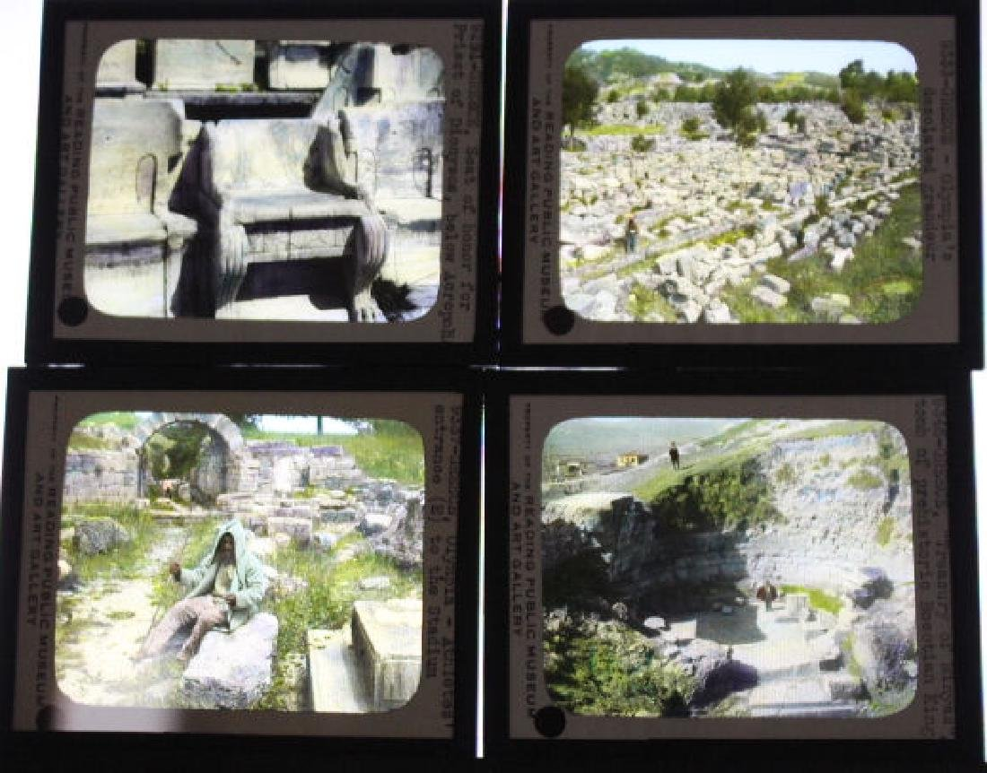 21 Lantern Slides - Greece