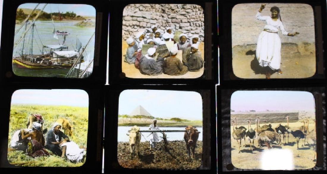 27 Lantern Slides - Egypt