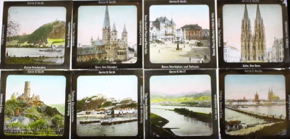 33 Lantern Slides - Gifted by Dr. Livingood