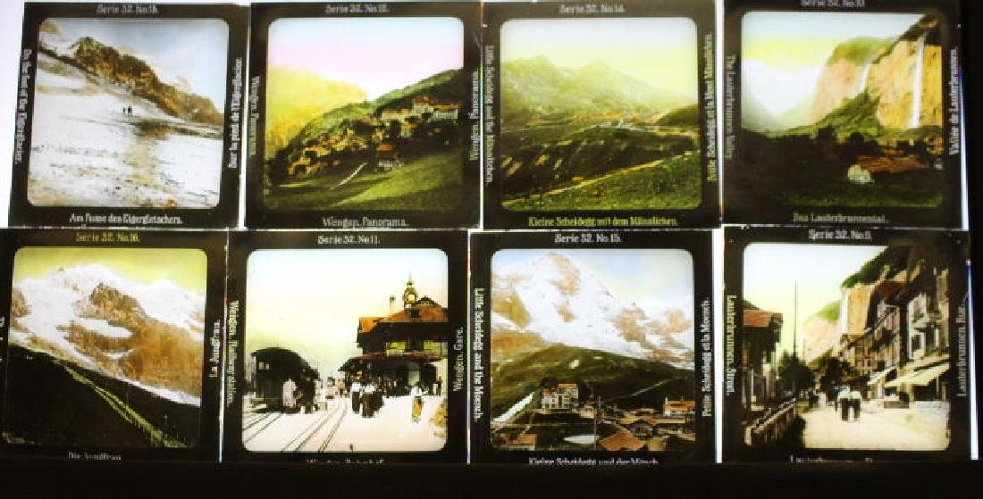 32 Lantern Slides - Gifted by Dr. Livingood