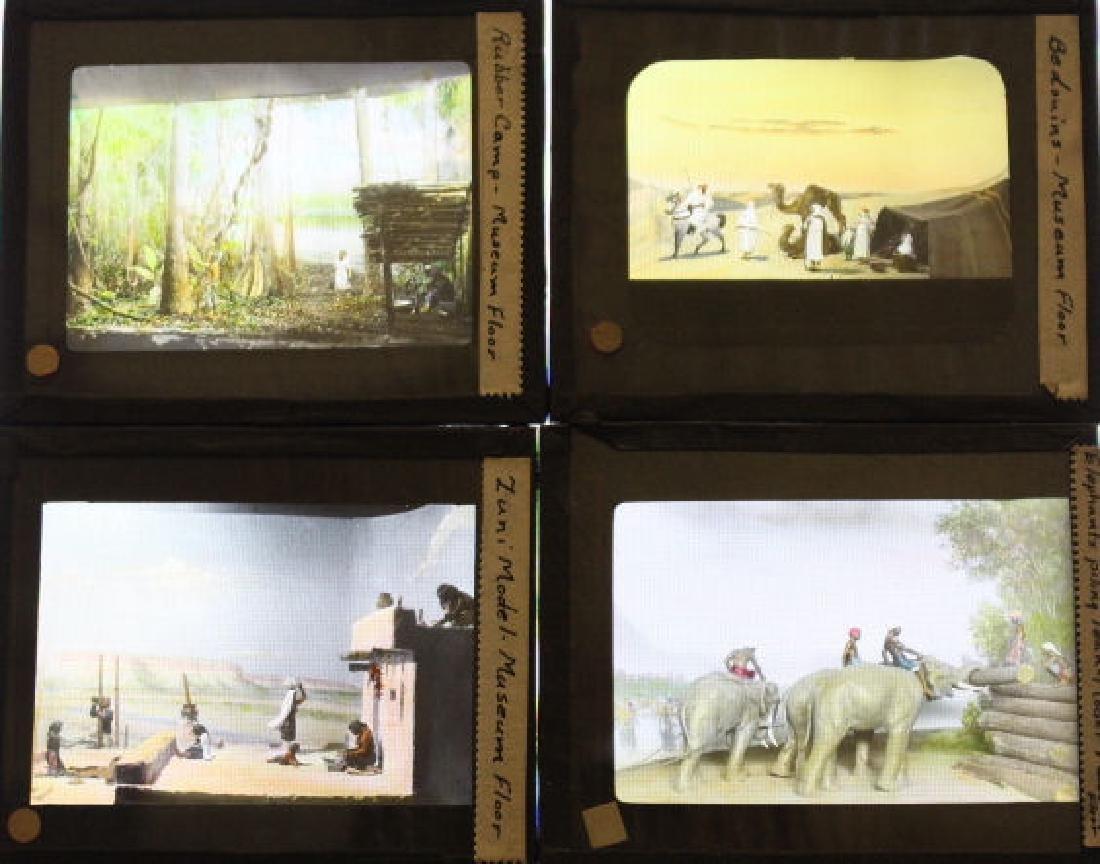 31 Lantern Slides - Museums Art