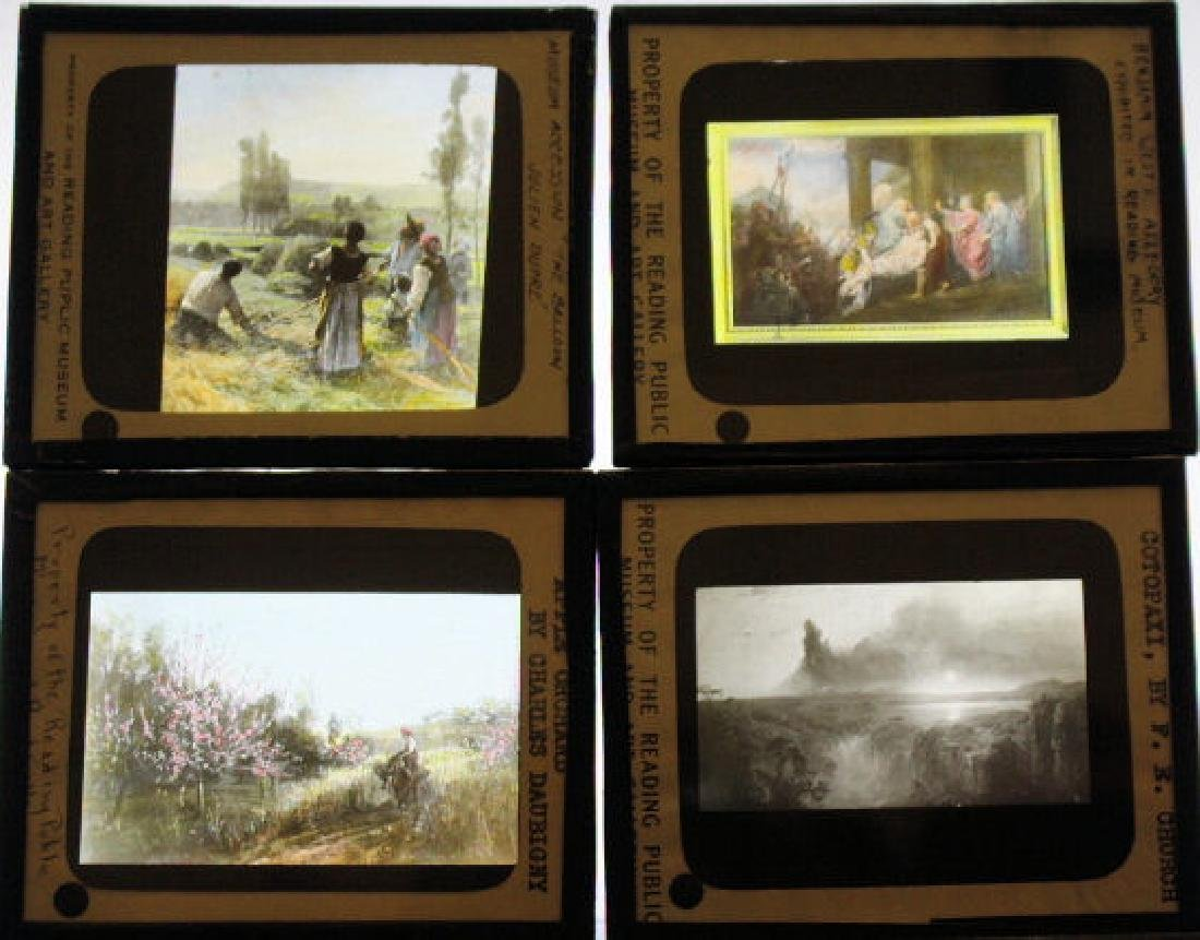 56 Lantern Slides - Museum's Accessions