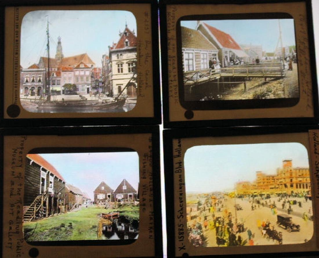 39 Lantern Slides - Holland / Netherlands