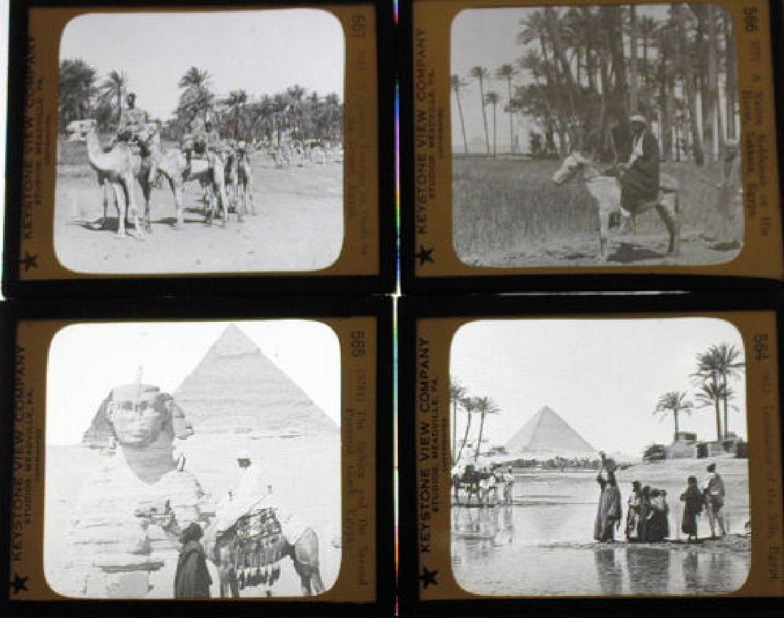 16 Lantern Slides - Egypt