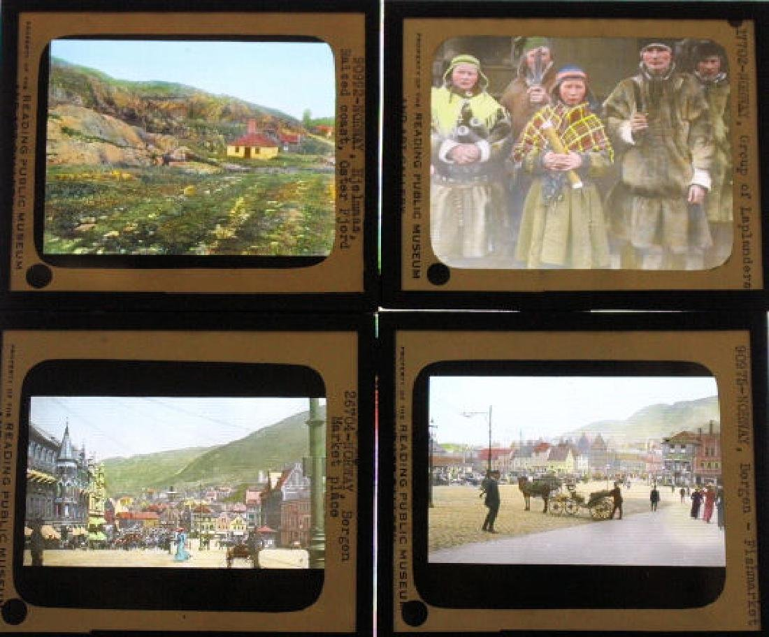 26 Lantern Slides - Norway
