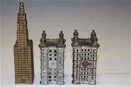 Woolworth & Tower Banks