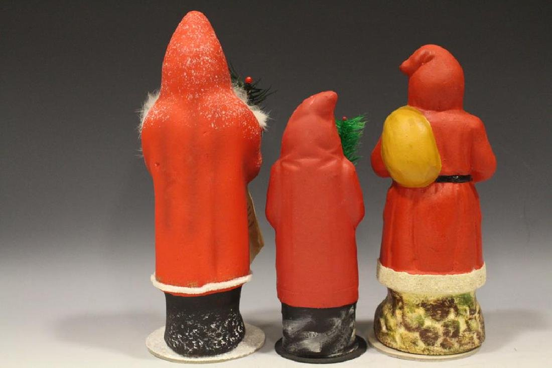 Belsnickle Candy Containers Germany - Contemporary - 2
