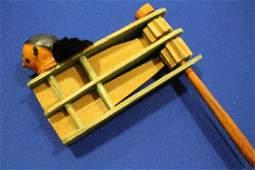Halloween Wooden Spinner Noisemaker
