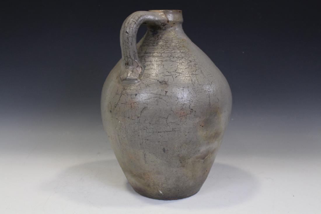 2 Gallon Cobalt Decorated Ovoid Stoneware Jug - 2