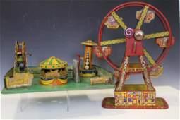 Chein Hercules Ferris Wheel  Wyandotte Carnival