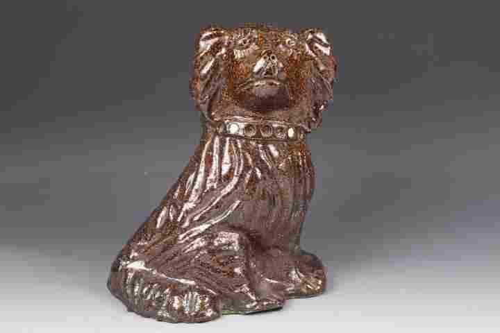 Sewertile Sewer Tile Flathead Spaniel Dog