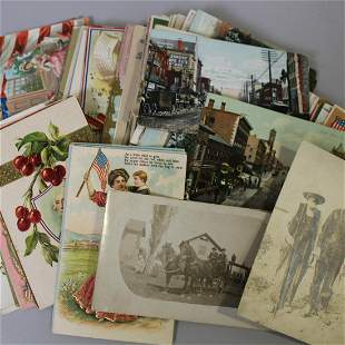 70+ Postcards Early 1900s