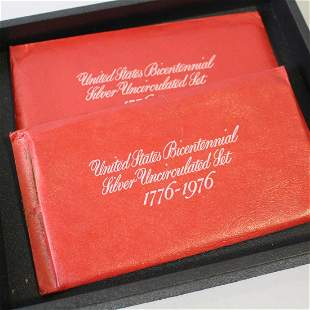 1776-1976 40% Silver Commemorative Proof Coins