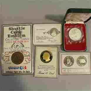 Misc Group Medals / Medallions