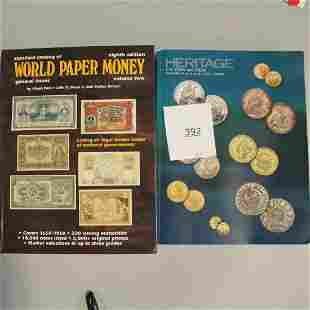 Coins & Paper Money Reference Books