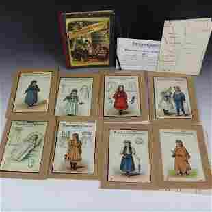 Agnes Lucas Portfolio 19th C Doll Clothes Patterns