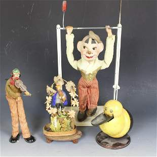 Group of Toys & Misc.