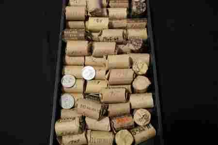 1,129 Kennedy Clad Half Dollars - $564.50