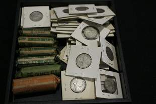 Canadian Silver Coins - Dimes and Quarters