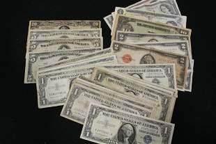 Silver Certificates & Others