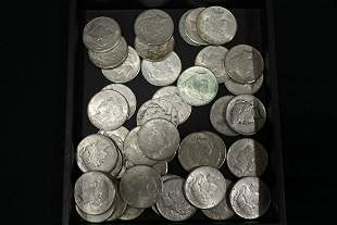 Misc Peace Dollars FV $44