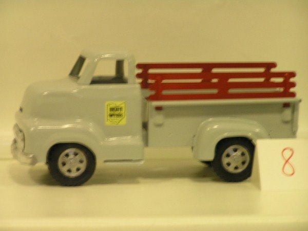 8: 1950s Ohio Art #1012 Buckeye Express Pick-Up Truck T