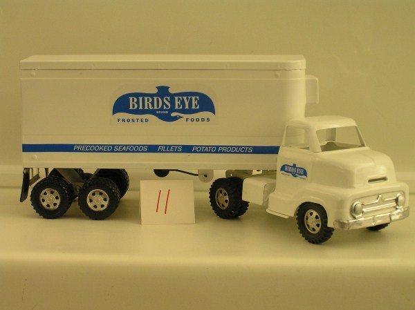 11: 1950s Ohio Art #785 Buckeye Birds Eye Refrigerator