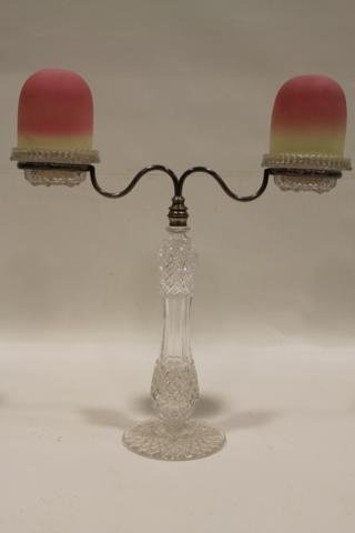 1: Clarke's Double Arm Clicklite Fairy Lamp