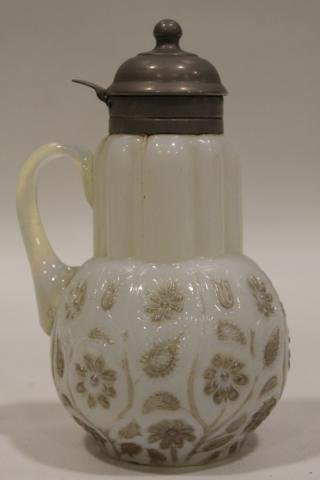 6: Findlay Onyx Syrup Pitcher