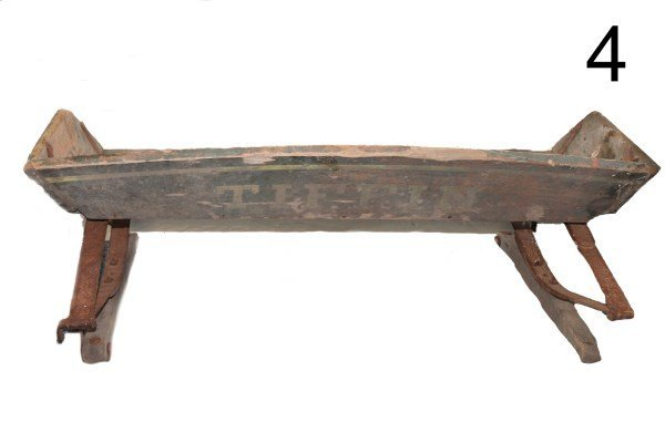 Early 1900s Tiffin Wagon / Buckboard Seat
