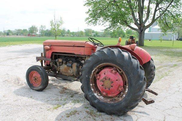 Massey Ferguson Model 65 Tractor