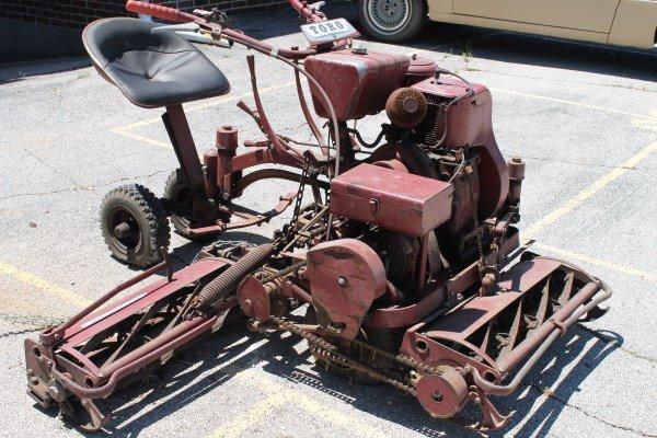 Toro Commercial Mower