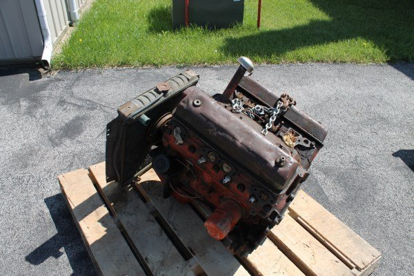 1956-58 Ford V-8 Engine