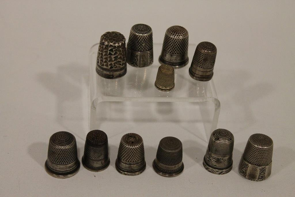 Group of  Thimbles