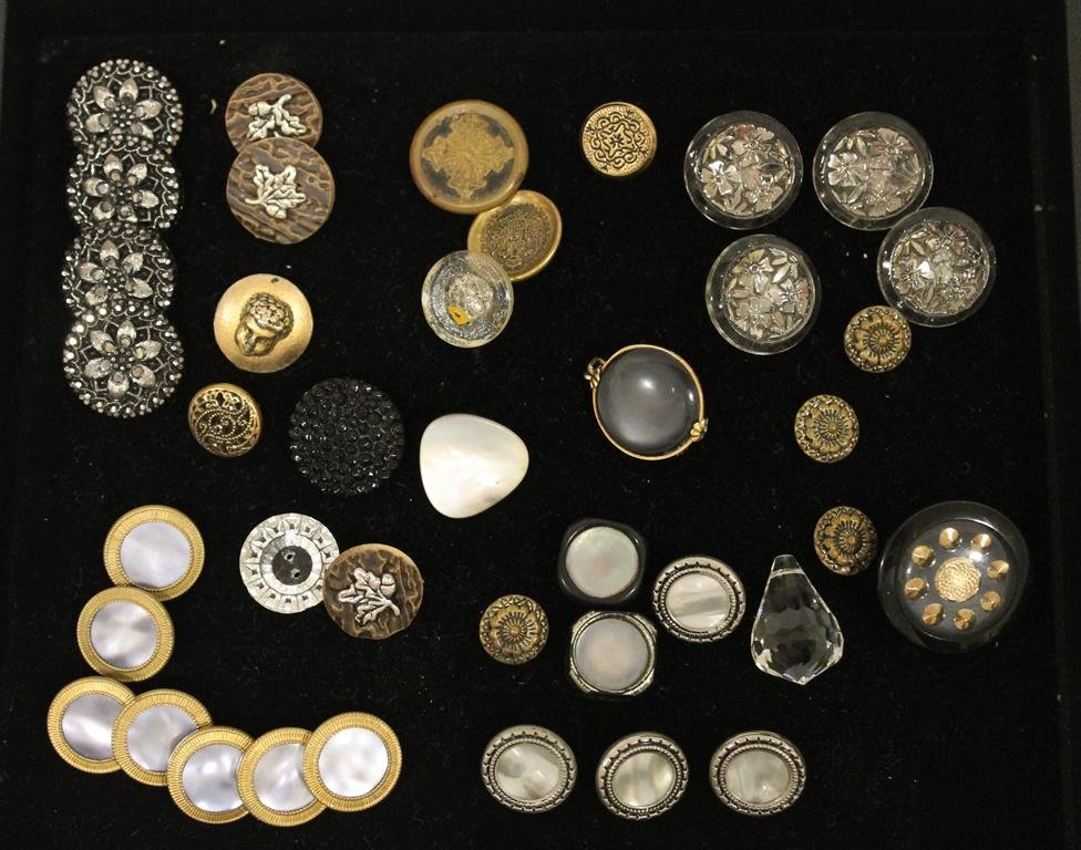Victorian Buttons