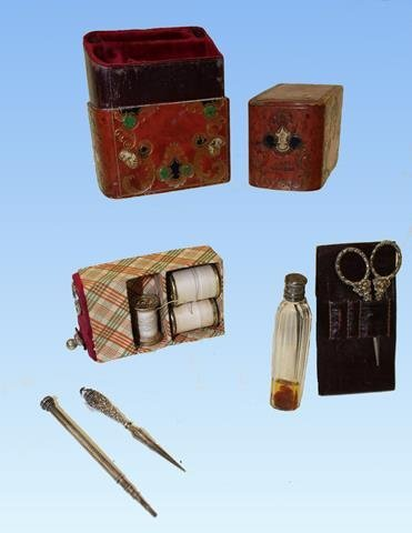 Ladies Companion Victorian Sewing Kit