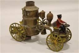 Kingsbury Fire Pumper Bell Ringer WindUp