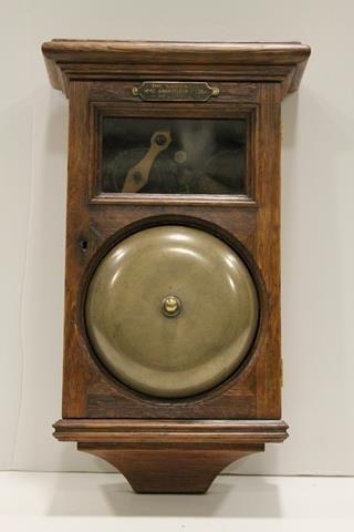 Oak Gamewell Firehouse Alarm Gong