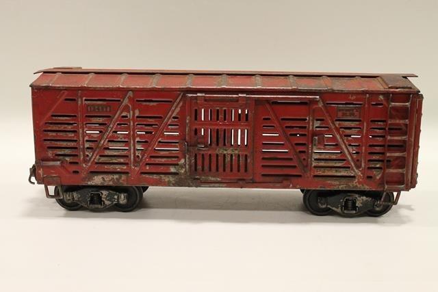 Buddy-L Outdoor Train Cattle Car