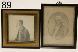 Small Portraits Late 1700 to 1800s
