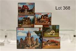 Vollmer HO 6 Train Accessories in Original Boxes