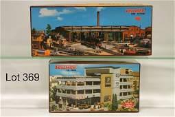 Vollmer HO 2 Train Accessories in Original Boxes