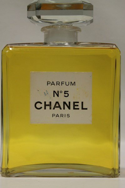 Chanel No. 5 Store Display Perfume Bottle 1 of 20 Lots