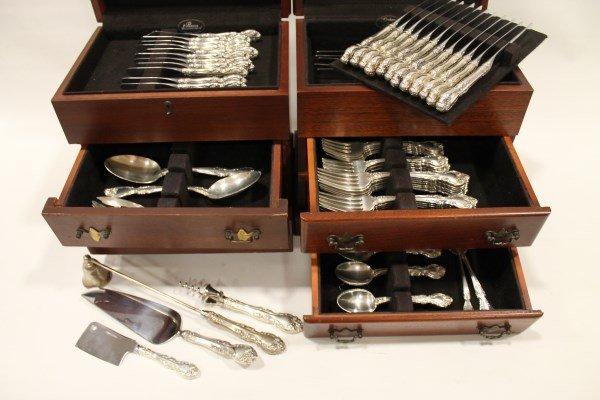 Gorhan Melrose Sterling Silver Flatware