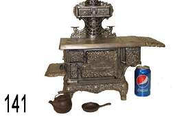 Eagle Cast Iron Salesmans Sample Stove