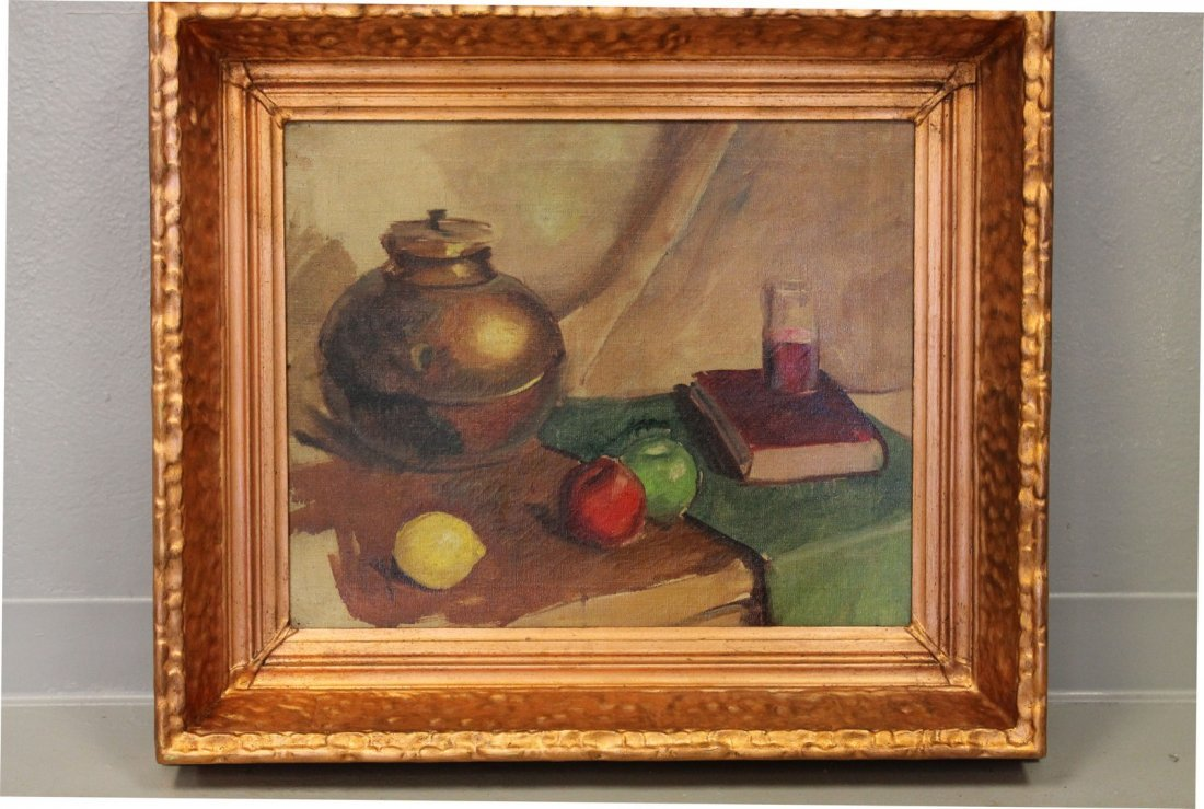 Carl Frederick Gaertner (1898–1952) Still Life