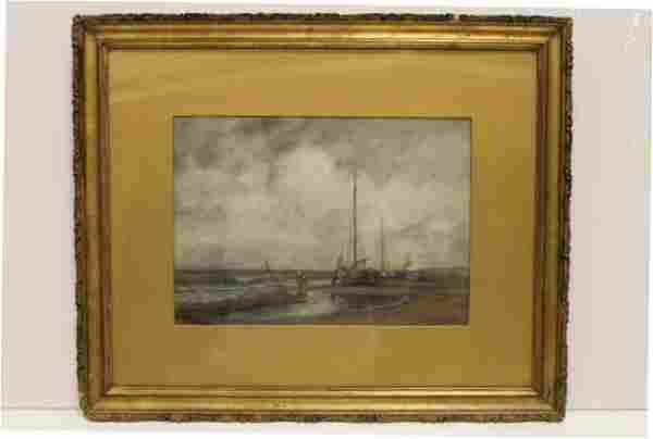 Addison T Millar Watercolor (1860-1913)