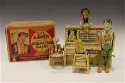 Li'l Abner Dogpatch Band w/ Box 1945