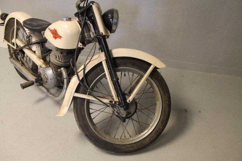Harley Davidson Motorcycle 1960 Teleglide - 10